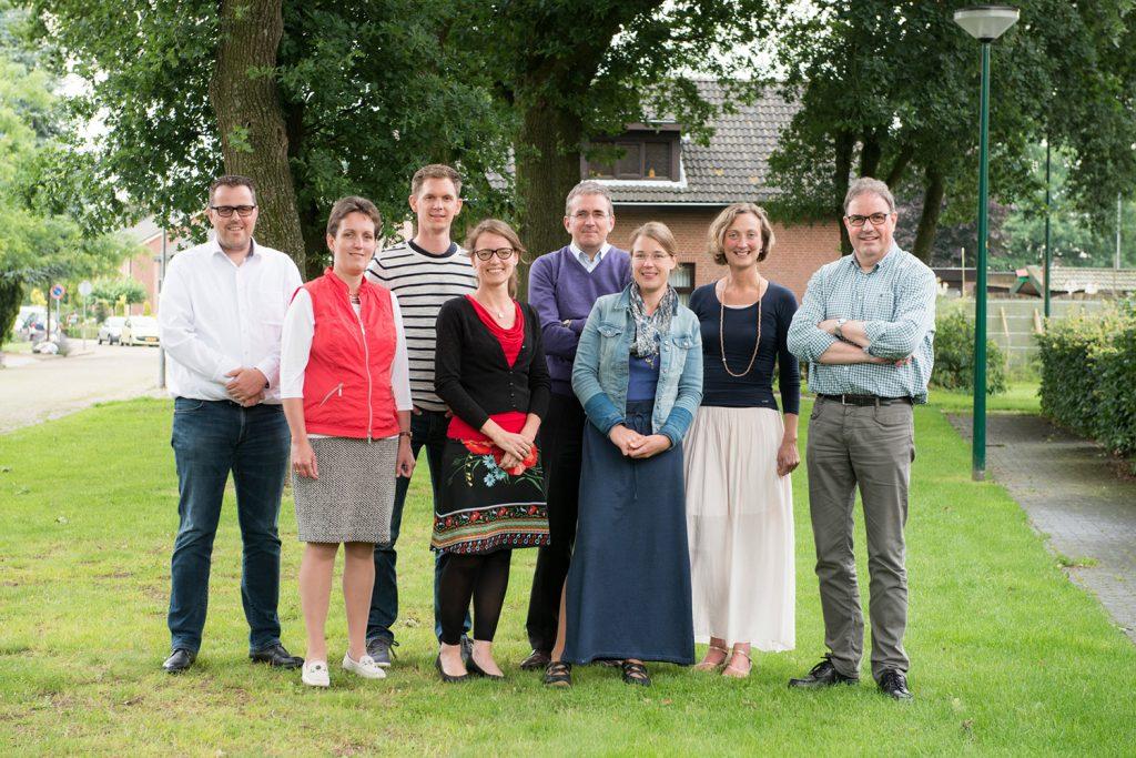 Thuisfrontcommissie Gerben en Gerda Budding