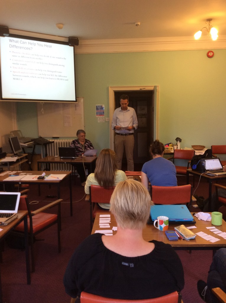 Training Language And Culture Acquisition